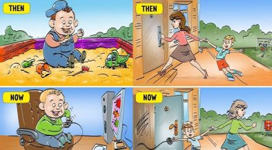 Perbedaan anak zaman dulu vs zaman sekarang, zaman old vs zaman now