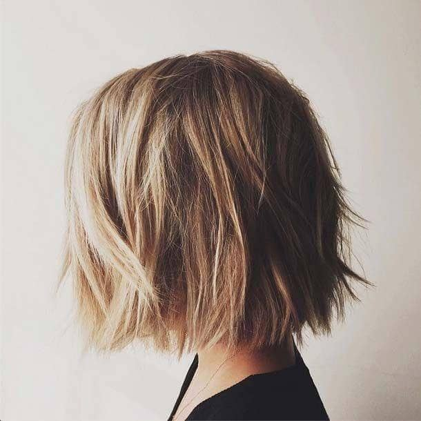 3. Style rambut pendek datar tapi tetap manis