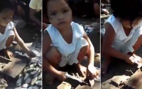 Viral balita lihai bermain pisai