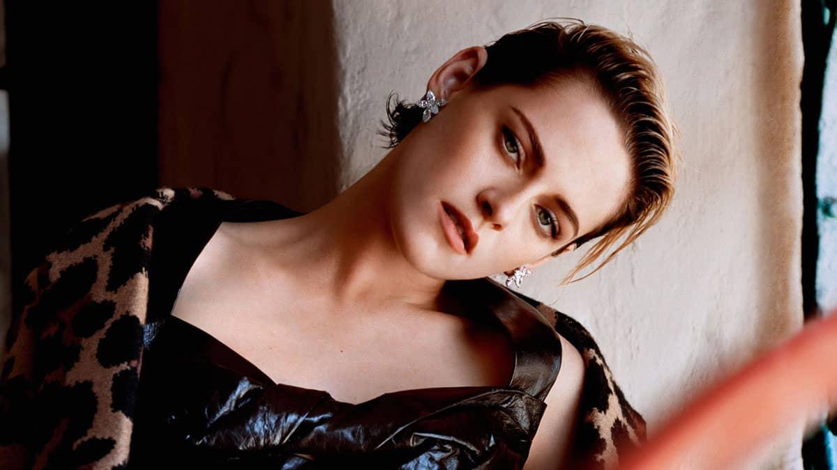 Kristen Steward style rambut pendek kekinian